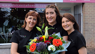 Dolce Vita Florist Review